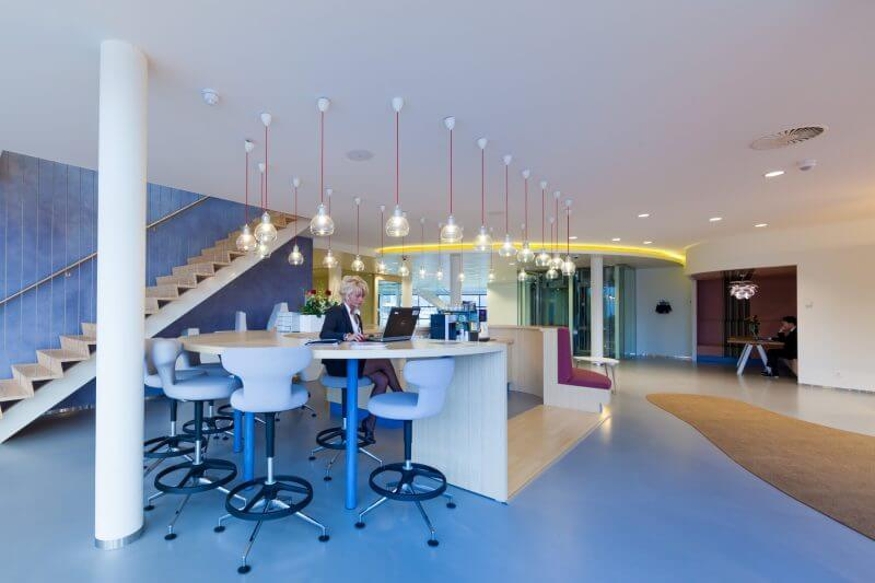 Interieurbouw kantoren