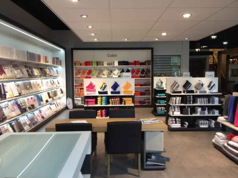 Interieurbouw retail