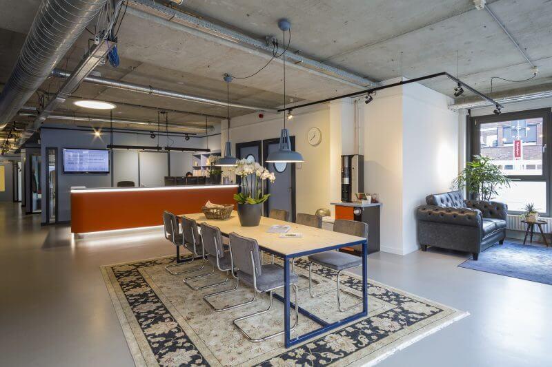 Maatwerkmeubilair kantoor utrecht | Haklander interieurbouw