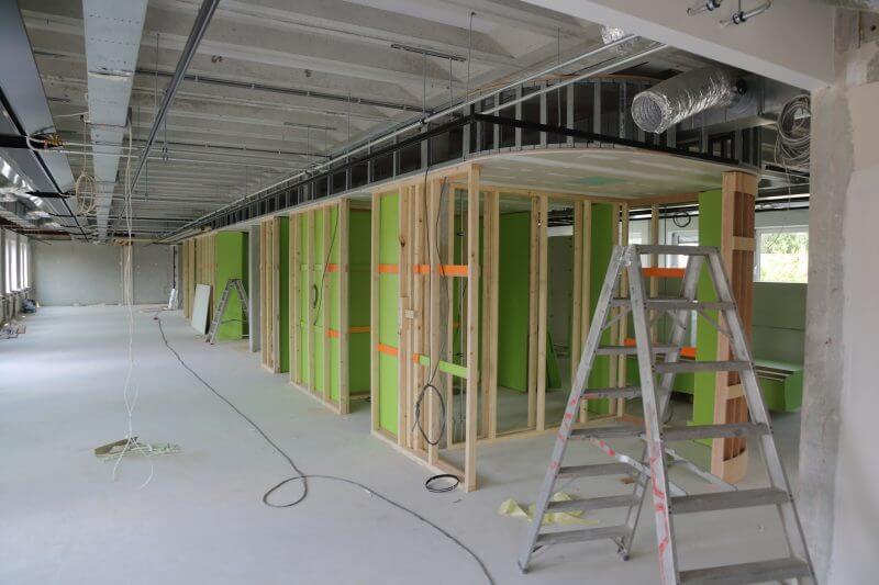 Interieurbouw b2b