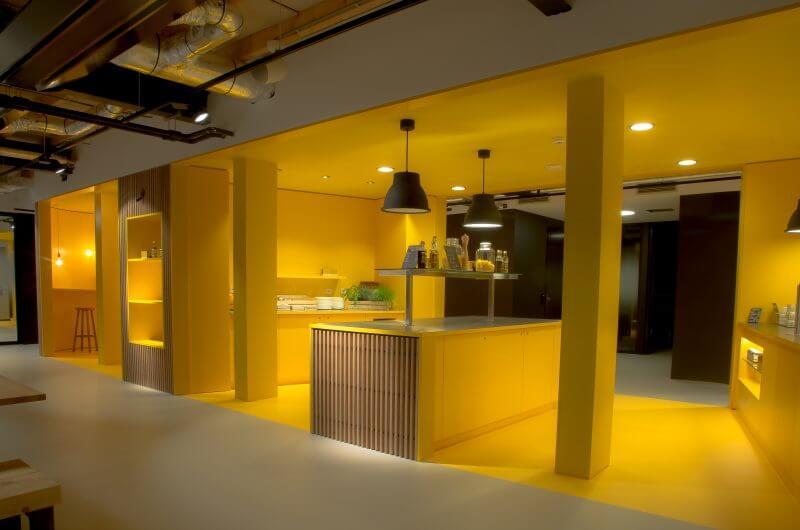 Interieurbouw voor kantoren, Haklander Harderwijk
