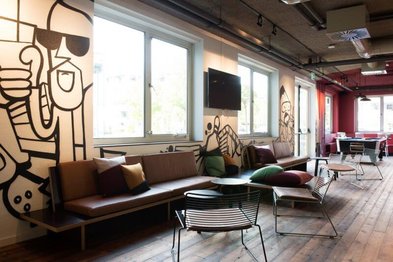 Interieurbouw voor horeca door Haklander uit Harderwijk