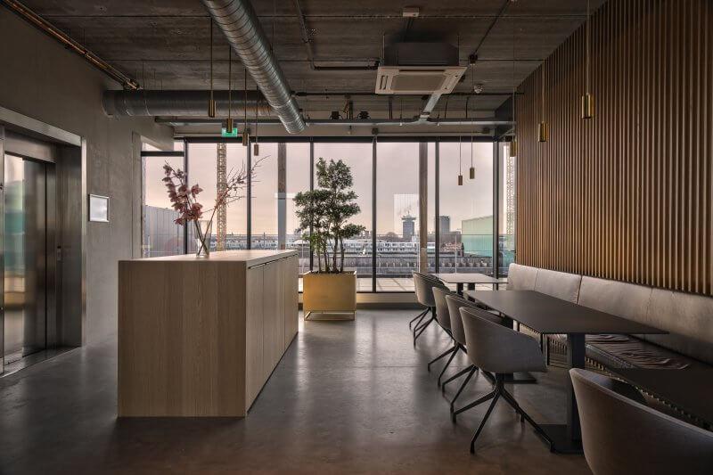Meubels kantoorinrichting | Interieurbouw op maat