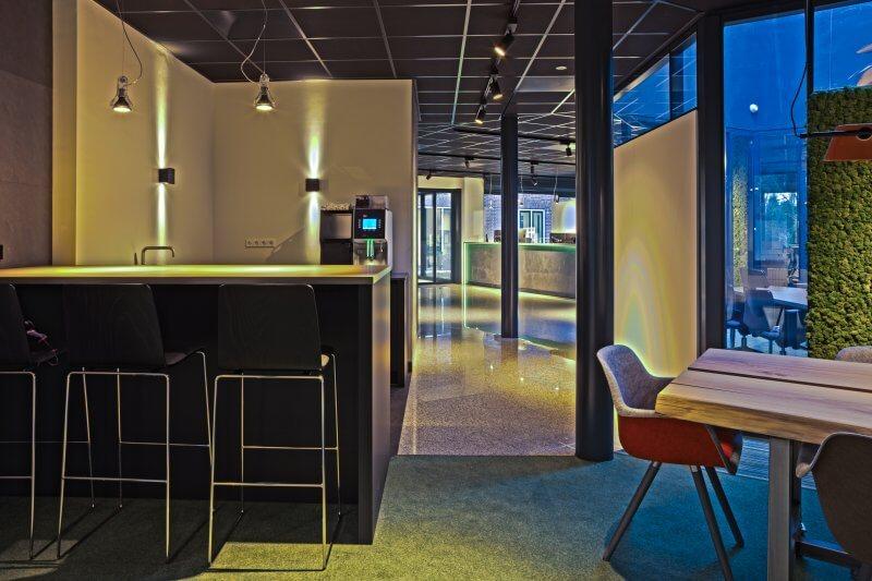 Van Asselt accountant kantoorinrichting door Haklander interieurbouw