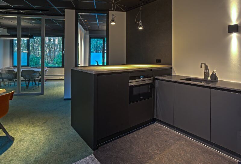 Keukenblokje door Haklander interieurbouw