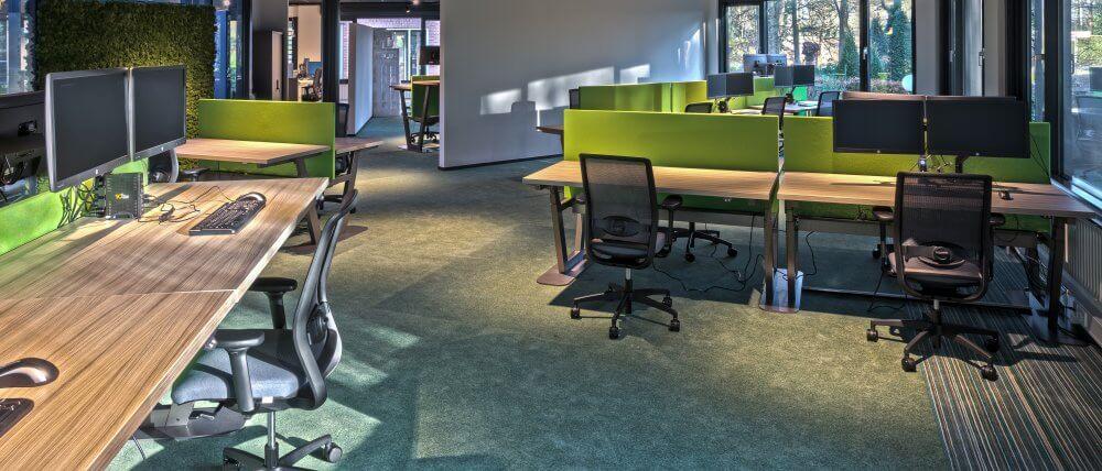 Bureaus kantoorinrichting | Haklander interieurbouw
