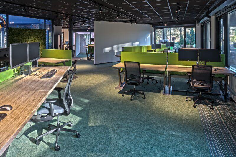 Bureaus kantoorinrichting   Haklander interieurbouw