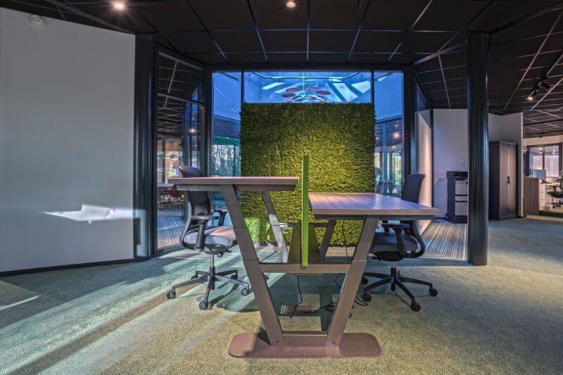 Bureaus op maat gemaakt | Haklander interieurbouw