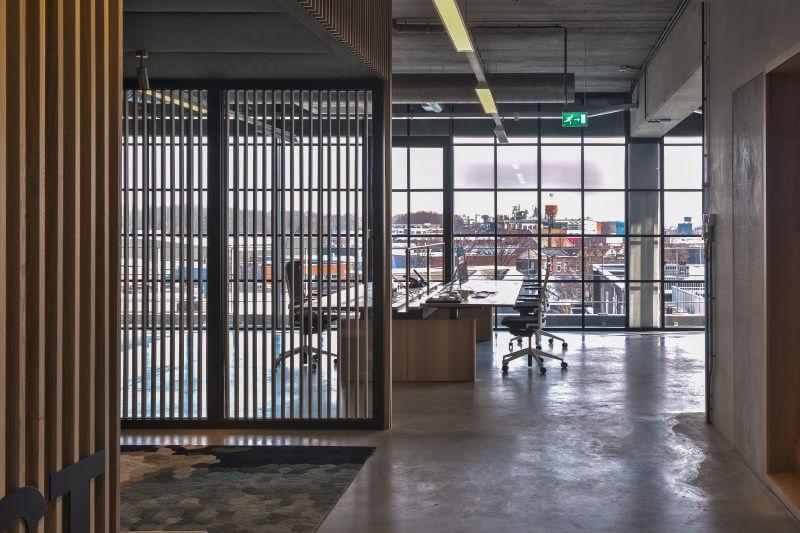 Interieurbouw kantoor | Haklander interieurbouw