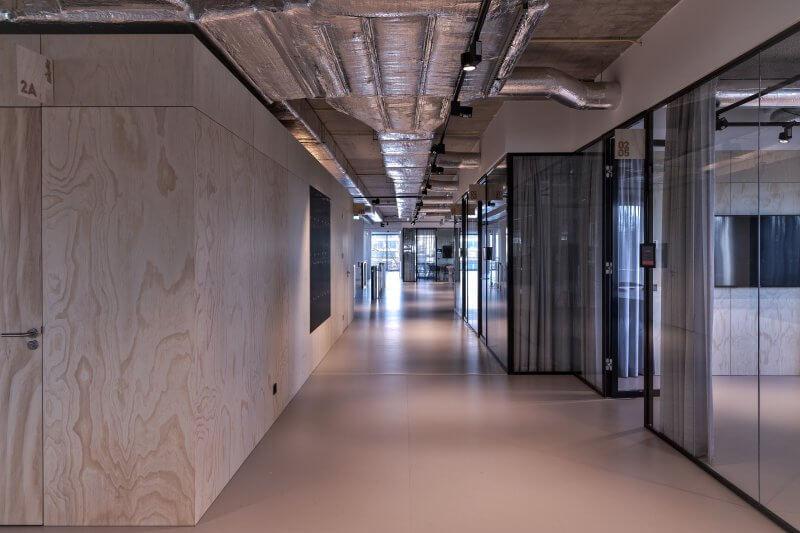 Op maat gemaakt kantoorinterieur | Haklander Harderwijk