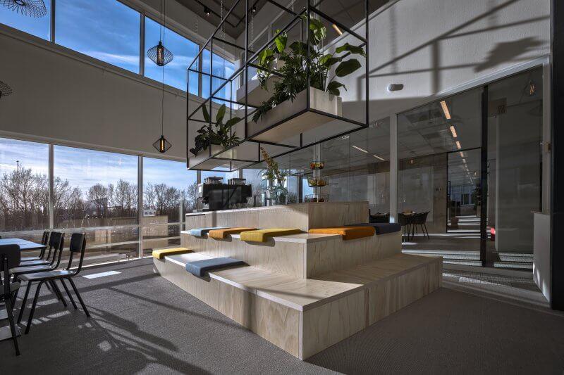 Projectinrichting Interieurbouw | Haklander Harderwijk
