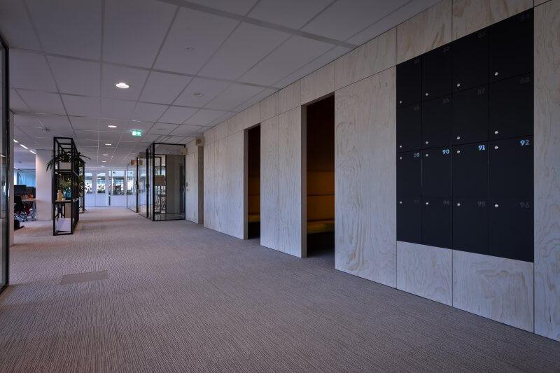 Kantoorinrichting Harderwijk | Haklander interieurbouw