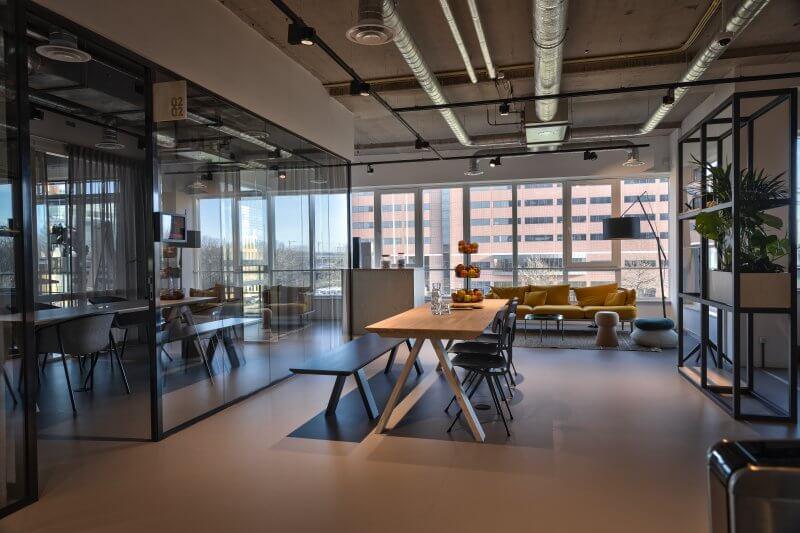 Interieurbouw voor kantoren | Haklander interieurbouw