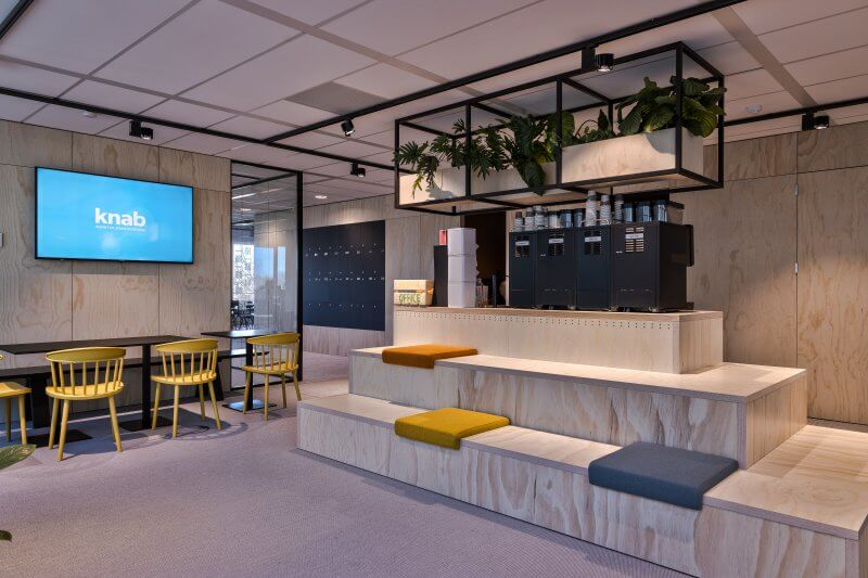 Interieurbouw kantoren - Haklander Interieurbouw Harderwijk