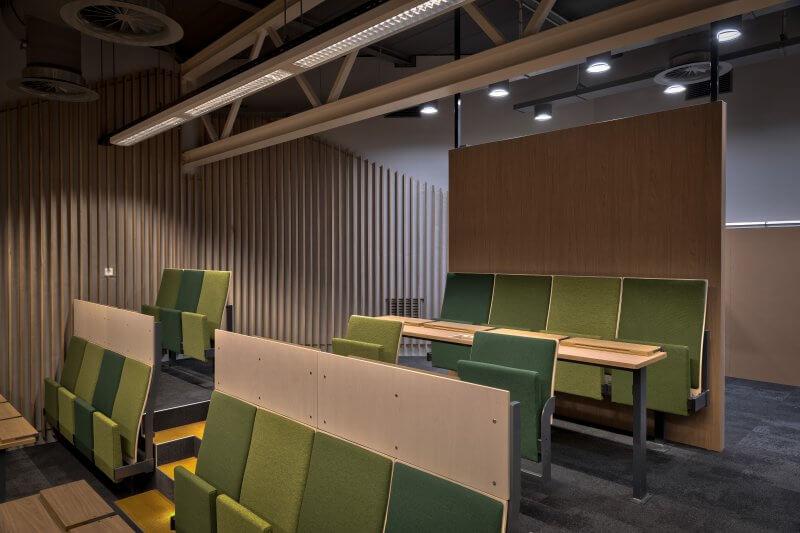 Interieurbouw Haklander - UMC Amsterdam project