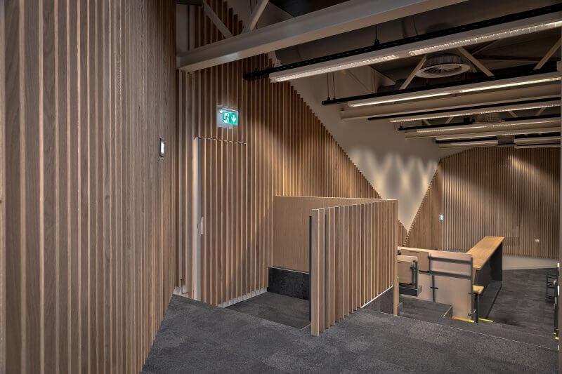 Lamellen interierbouw - Haklander Harderwijk