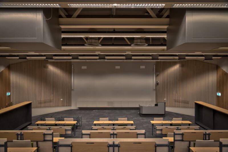 Onderwijs interieurbouw - Haklander Harderwijk