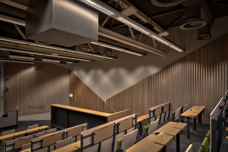 Interieur onderwijs - Haklander interieurbouw
