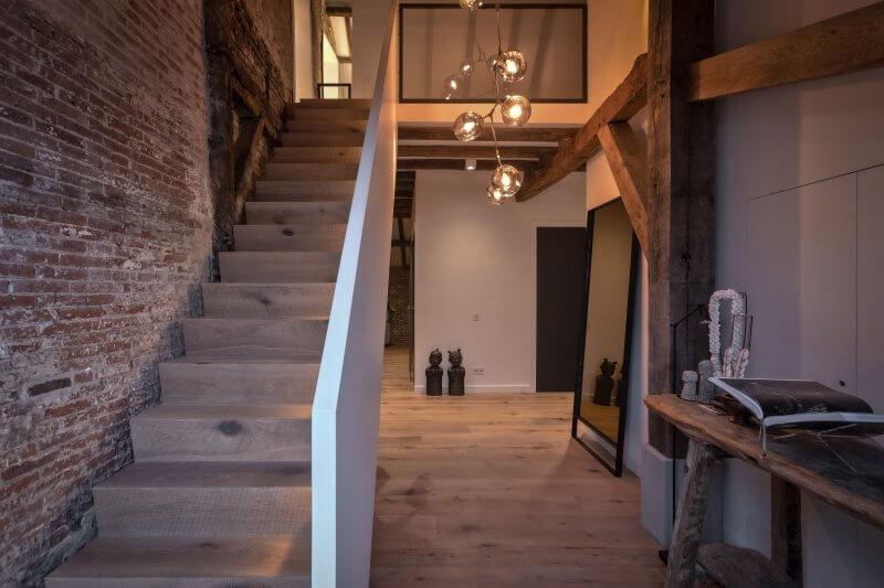 Renovatie monumentale woonboerderij Amersfoort