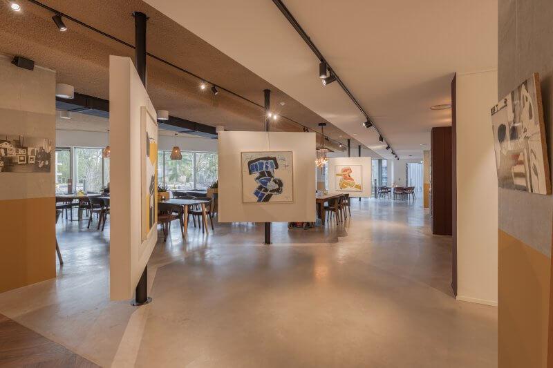 Draai elementen kunst | Haklander interieurbouw