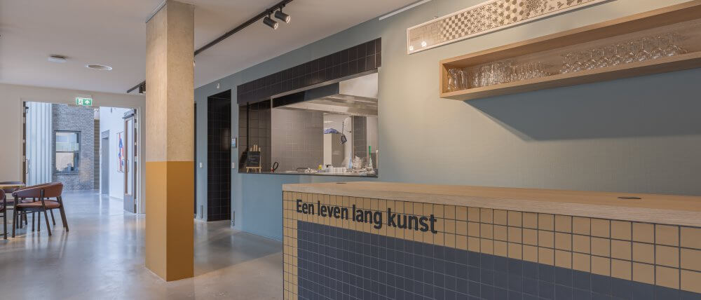 Rosa Spier Huis Laren | Interieurbouw door Haklander