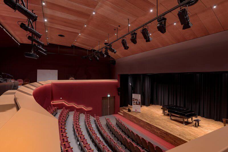 Theatermeubels | Haklander Interieurbouw