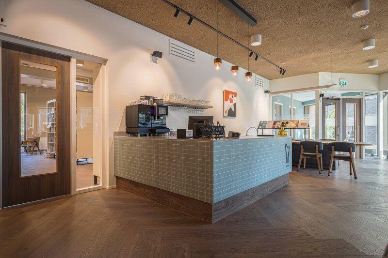 Koffiebar | Haklander interieurbouw