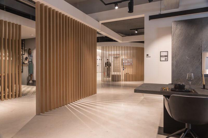 Interieurbouw voor showrooms | Haklander Harderwijk