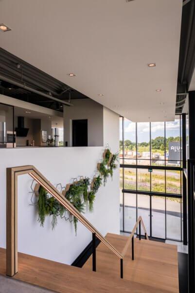 Decoratie trapopgang | Haklander interieurbouw